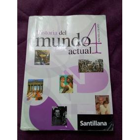 Historia Del Mundo Actual, Santillana 4