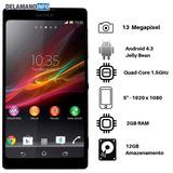 Smartphone Sony Xperia Z1 12gb 5 Preto Seminovo (11635)