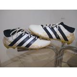 Chuteira Futebol Campo Oficial adidas Ace 16.3 Primemesh 4955d2973bc0b