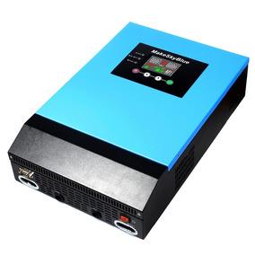 Inversor Senoidal Híbrido 2400w Com Mppt 60a