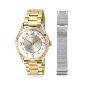 39a5e6e5f70 Relogio Troca Pulseira Backer - Relógios De Pulso no Mercado Livre ...