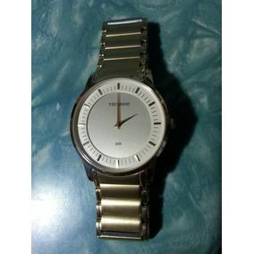 Relogio Technos Folhado Ouro 18k - Relógios no Mercado Livre Brasil be0e0c2438