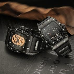 5027e1811f1 Richard Mille Skull - Relógio Masculino no Mercado Livre Brasil