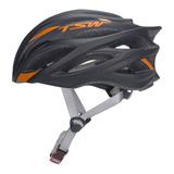 Capacete Ciclismo Tsw Speed Team Sem Viseira Bike Mtb