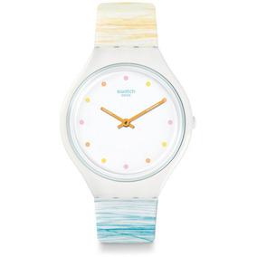 4936bfa3751 Relogio Swatch Skin Feminino - Joias e Relógios no Mercado Livre Brasil