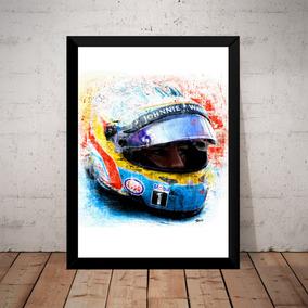 e54933350d2 Rel gio Viceroy Fernando Alonso F1 - Pôsteres e Fotografias no ...