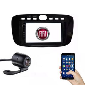 Central Multimídia Dvd Fiat Punto 13/17 + Interface Volante