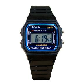 ce0b332dc9f Relogio Aqua Prova Dagua - Relógios De Pulso no Mercado Livre Brasil