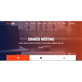 Template Colorhost Html5 Completo