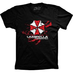 Camiseta Mil Grau Cabo Enrolada Palhaço Xr 250 Xxt Tornado. São Paulo ·  Camiseta Jogo - Resident Evil - Umbrella Corporation d2420c026a7d8