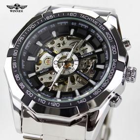 Reloj Automatico Winner Skeleton