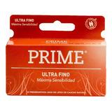 Prime Ultra Fino Oferta X12 Preservativos Farmaservis