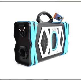 Velikka Bocina Bluetooth Portatil Usb Microsd Vkk-k56 Aqua