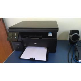Impressora Multifuncional Hp Laserjet Pro M1132 - Ce847a