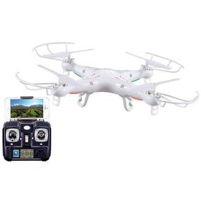Quadricóptero De Controle Remoto - Intruder H18 Com Câmera -