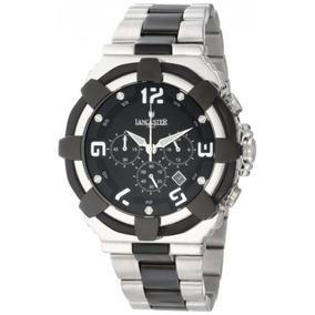 fd3b42bc2eb Relogio Lancaster - Relógio Masculino no Mercado Livre Brasil
