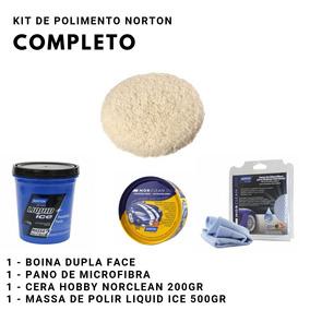 Kit Polimento Norton - Limpeza Automotiva no Mercado Livre Brasil 83ebd5fe5a7