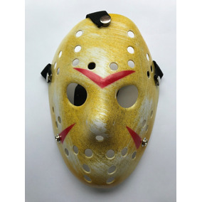 Mascara Do Jason Jogo Sexta Feira 13 Gamer Halloween Cosplay