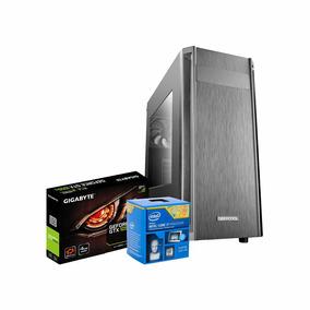 Pc Intel I7 3.9 Ghz,16gb, Ssd 240gb, 4gb 1050 Gtx Ti, Dvd-rw