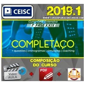 Combo Oab Xxix 29 + Xxviii 2019 Completaço