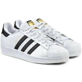 Tenis Adidas Superstar Feminino Dourado Brilhante - Adidas para ... b71ecf0f8e354