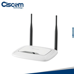 Router Inalámbrico 2 Antenas 300mbps Tl-wr841n