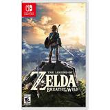 Nintendo Switch The Legend Of Zelda Nuevo Huancayo