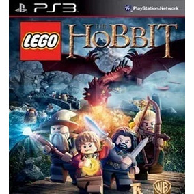 Lego Hobbit Ps3 Psn Dublado Br Envio Na Hora