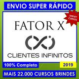 Fator X + Clientes Infinitos - Pedro Superti + Brindes