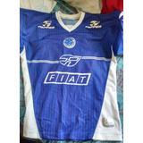 Camisa De Treino Cruzeiro Topper - Camisas de Futebol no Mercado ... 78b04815632de