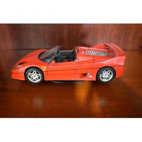 9ba9aa1480 Carro Coleção Ferrari F50 Antigo - Veículos em Miniatura no Mercado ...