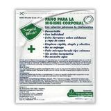 Paño Higiene Corporal Con Clorhexidina X Unidad