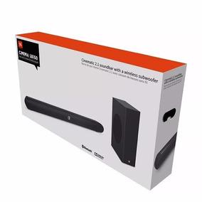 Jbl Cinema Soundbar Sb150 Home Theater Bluetooth Bivolt