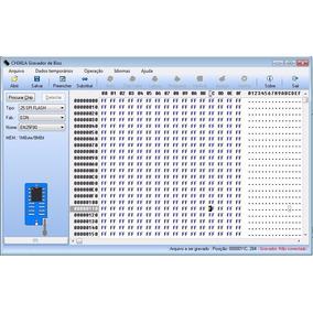 Programa Gravadora Ch341a 24xx 25xx Spi Flash
