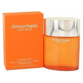 Perfume Original Happy Hombre 100ml Edt Clinique