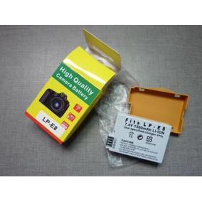 Bateria Lp-e8 Canon T5i T4i T3i T2i 750d 700d 650d 600d