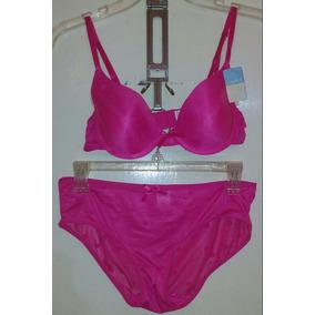 Brasier 34b Set Bikini Talla M Envio Gratis