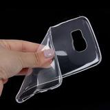 Buen Forro Antigolpe Transparente Tpu Samsung S7 Edge