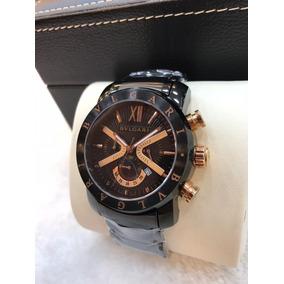 a05a612295a Relogio Bulgari A Bateria - Relógios De Pulso no Mercado Livre Brasil