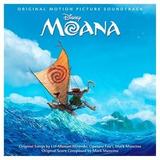 Soundtrack Moana Todas Las Canciones Digital En Español