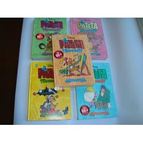 Pateta Faz Historia, Edição Definitiva Completa, 5 Volumes