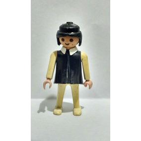 Playmobil Mulher Com Gato Preto - Brinquedos e Hobbies no Mercado ... 6840b567f5