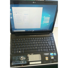 Notebook Hp - Core 2 Duo 8700- 4gb- Hd 500-vga 500mb-tela 14