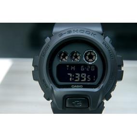 Relógio G-shock Dw-6900bb All Black Preto Militar Original