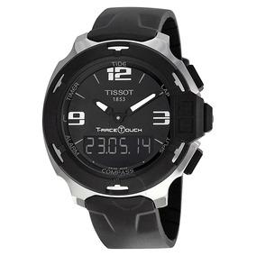 Relogio Tissot T Race Touch T0814201705701 Original Completo