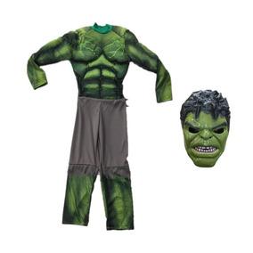 Fantasia Infantil Vingadores Hulk
