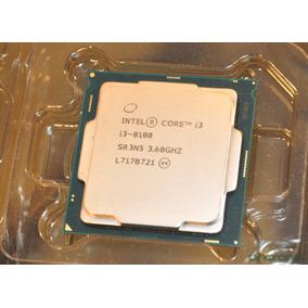 Processador Intel Core I3-8100 Quad-core 3.6ghz 6mb Cache