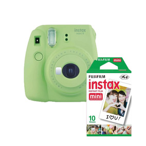 Camera Fotografica Instantenea Instax Mini 9 +10 Filmes