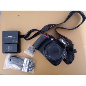 Camêra Nikon D5100 - Usada.