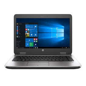 Notebook Hp Probook 640 G2, I5 6300m 8gb Hd 500gb